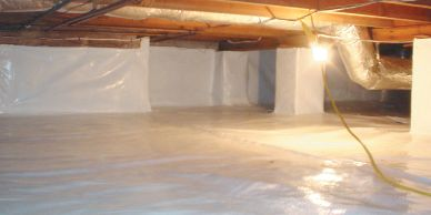 Crawlspace Encapsulation. Crawlspace encapsulation is an appealing selling feature because it promotes better indoor air quality, increases the comfort level of the house, reduces heating and cooling costs, and reinforces the structural integrity of a foundation