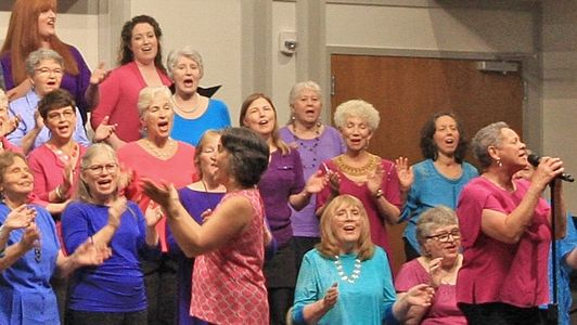 Hendersonville, NC Gay Pride Choir