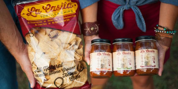 Our salsa line and restaurant style tortilla chips are a match made in heaven.