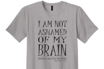I, not, ashamed, my brain, mental health matters, mental health pulpit, mental illness, advocacy