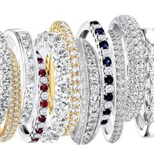 REKO Wedding Bands On Sale! Low Price Guarantee. Shop Today & Save! | Yepremian Jewelers