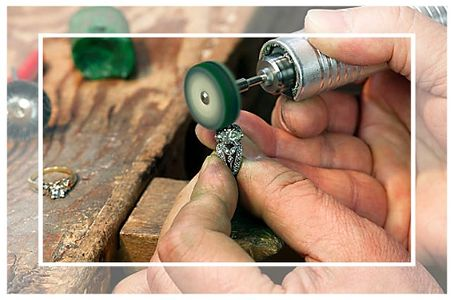 Yepremian Jewelers offers a wide range of Jewelry Services from watch repair to jewelry design.