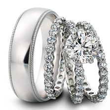 Endless Wedding Bands On Sale! Low Price Guarantee. Shop Today & Save! | Yepremian Jewelers
