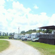 RV Park, Camping, Water Dock, Boat Dock, Pineville, Louisiana
