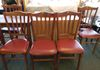 Kitchen chairs 14 in stock $17 ea