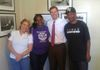 Feeding the Community with Kristy Love and Kentucky Attorney General Andy Beshear