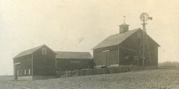 Original Sheep Barn