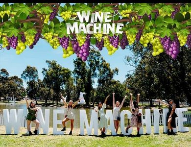Wine Machine 14th March 2020