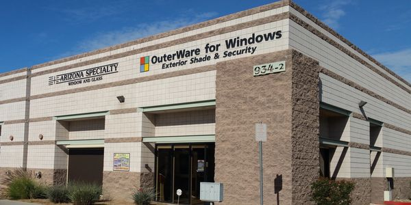 Outerware for Windows / Showroom / Manufacturing