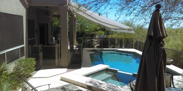 Retractable Awnings in Phoenix, AZ