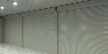 ROLLING SHUTTERS - For Patio's - DIY
