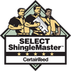 CertainTeed Select Shingle Master, CertainTeed Select Shingle Master installer