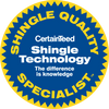 CertainTeed Shingle Technology, Shingle specialist