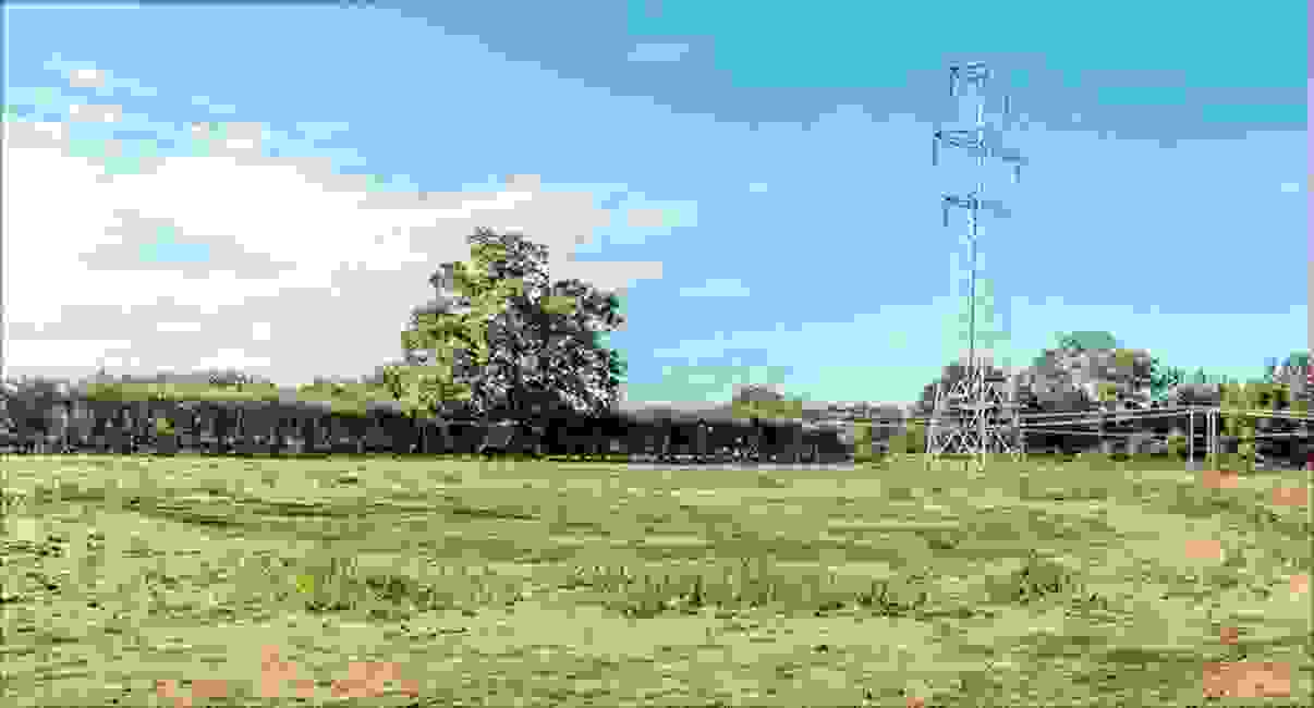 Arminghall Henge, near Norwich. An early monument designed by people with an interest in astronomy