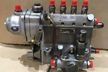 Breedon & Gell test a wide range of Diesel Fuel Pumps like this BPE 4 Cylinder Fuel Pump