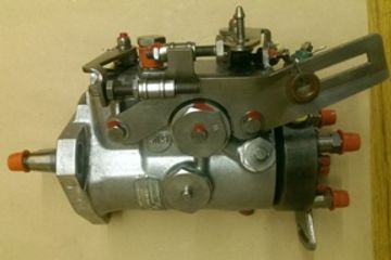 Breedon & Gell test a wide range of Diesel Fuel Pumps like this DPC Fuel Pump