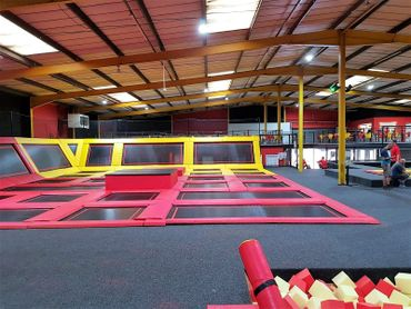 Trampoline Parks World Play Solutions