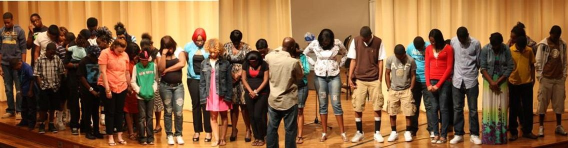 Some of the attendees of the stage play, Would You Be Left?, by author, Valerie Kote-Tawia.