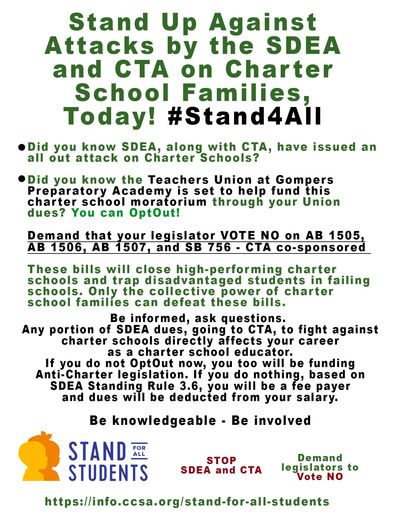#Stand4All