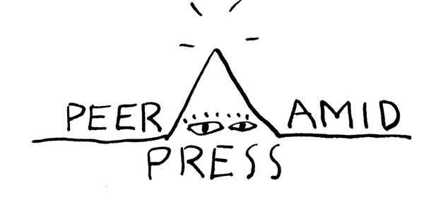 Peer Amid Press logo (C) Copyright 2019 Mystic Boxing Commission. Logo designed by Jerry Kamstra.