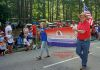 Our volunteers in the 2017 Peachtree City Independence Day Parade.