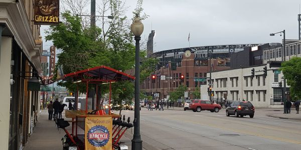 Coors Field, Denver Barcycle
