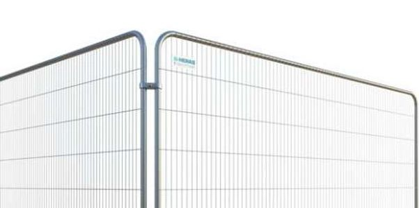 heras mobile fence panels