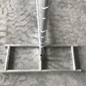 Steel Temporary Fence Stand