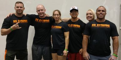 Team BSFG Elite Powerlifters