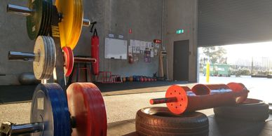 Be Strong Fitness Geelong Equipment