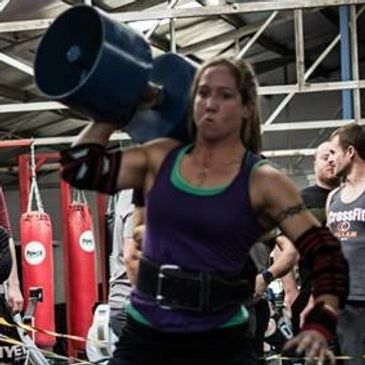 Joanne Greagen Strongwoman
