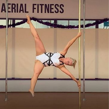 Kylie Smith Aerial Pole Fitness