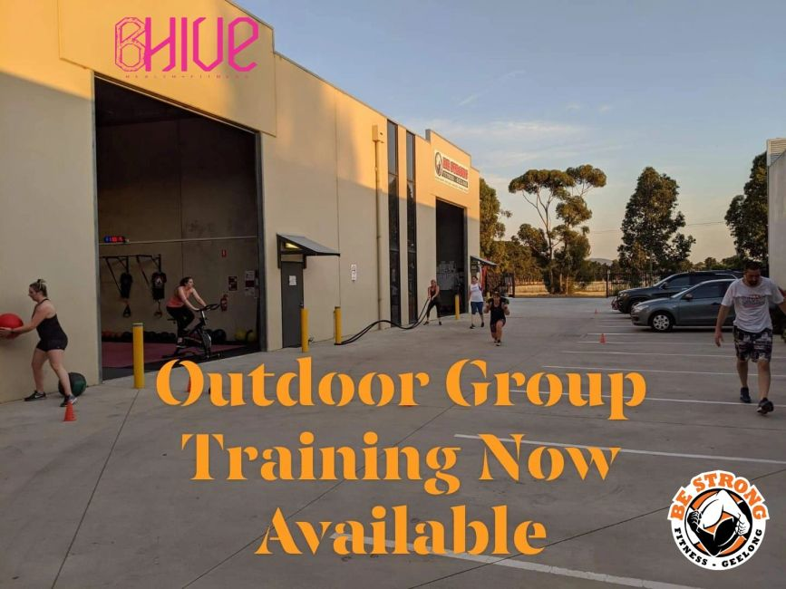 Be Strong Fitness Geelong Outdoor Training