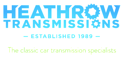 The classic car transmission specialists