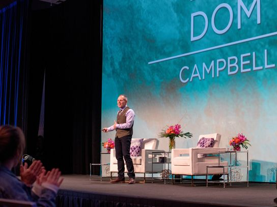 Live Event with Dom Campbell