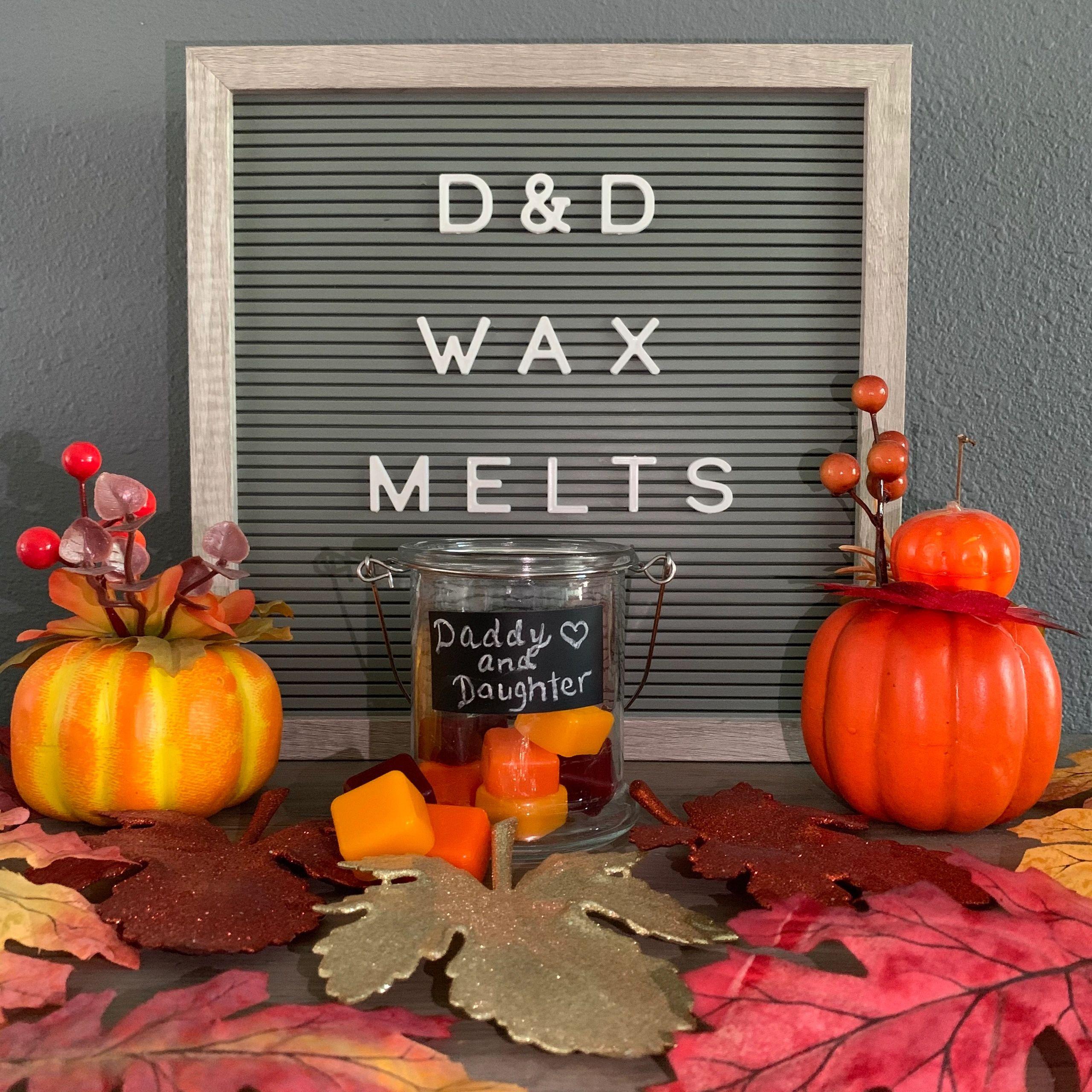 Miss D wax melts