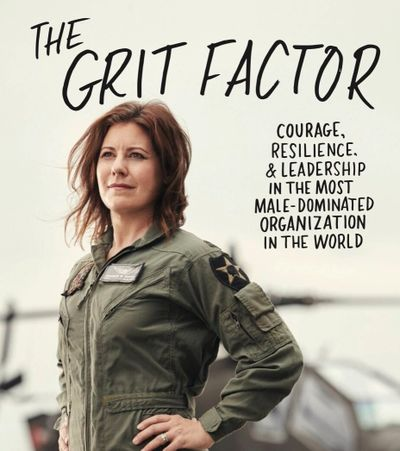Shannon Huffman Polson, The Grit Factor, Rhett Power, Army Pilot, Leader, Combat Pilot, Courage