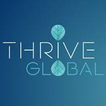 Rhett Power, Thrive Global