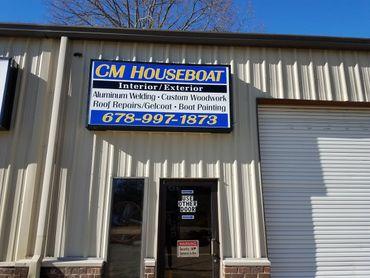 Cm Houseboat Renovations Houseboats Boats Cm