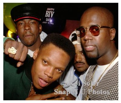 Ronnie DeVoe, Bobby Brown, Aaron Hall