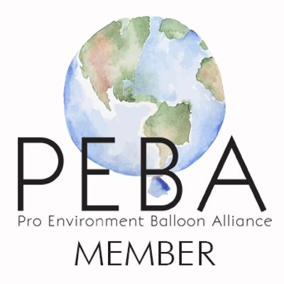PEBA Logo - The Pro Environment Balloon Alliance