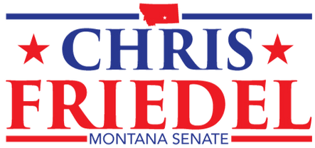 Chris Friedel Senate District 26