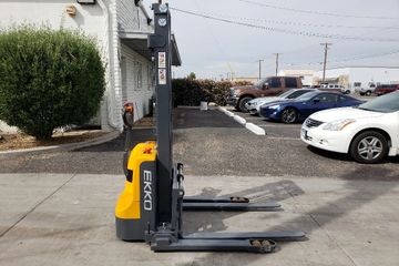 New electric stacker forklift Mesa Arizona