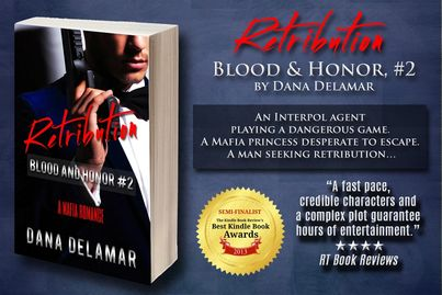 Retribution was a semi-finalist in The Kindle Book Review's 2013 Best Indie Book Awards!