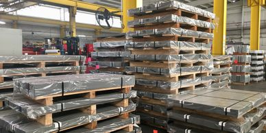 Ponce Metals Inc processes various types of steel and aluminum coils for your business