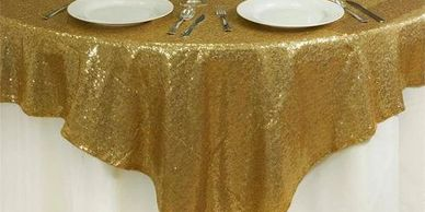 event central,sequin overlay,bling overlay,table overlay,tablecloth,wedding overlay,satin overlay