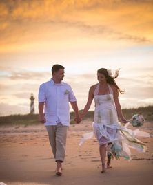 Daniel Pullen Photography Cape Hatteras Lighthouse Buxton North Carolina elopement