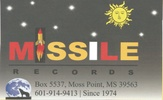 Missile Records       601-914-9413