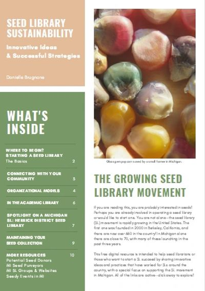 seed saving seed library seed libraries seed sovereignty free resource
