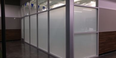 Frosted Window Film for Privacy